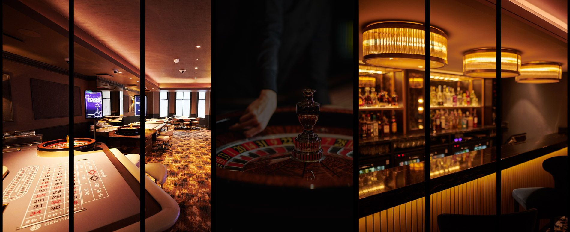 FortyFive | Casino, Bar, Restaurant